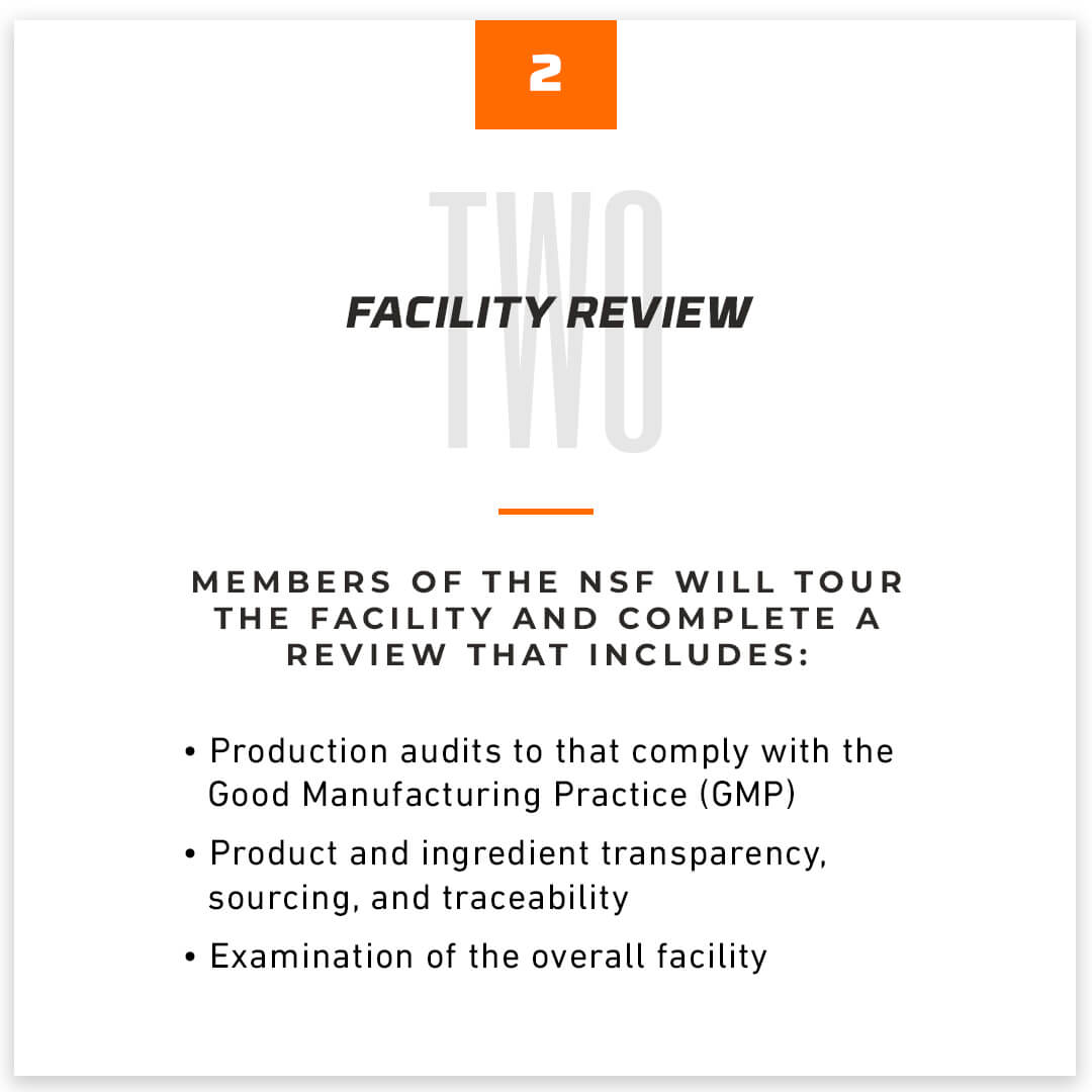 Facility Review
