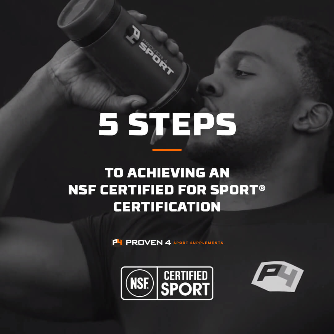 5 Steps To Achieving An NSF Certified For Sport® Certification